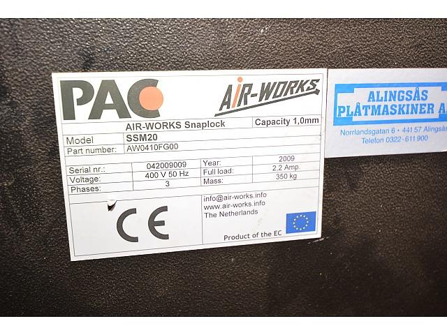 Falsupptagare - AIR-WORKS