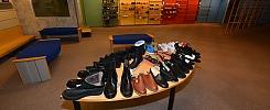 Mer än 300 par skor