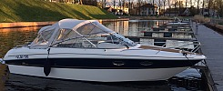 Yamarin 76 DC 3.3 Yamaha 250 Outboard 184kW