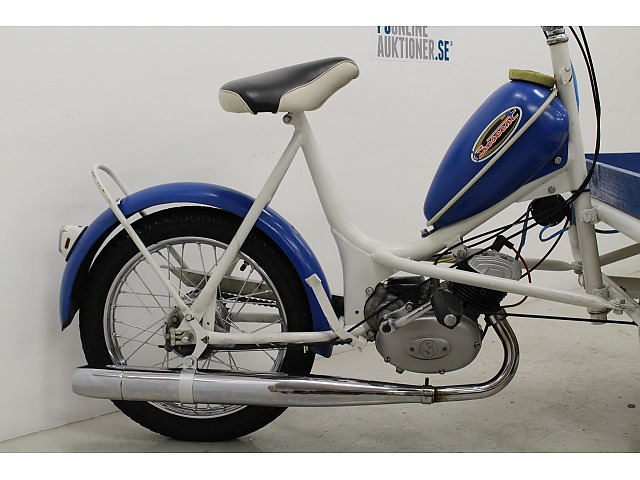 Flakmoped Crescent -67