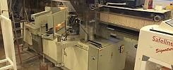 Helautomatisk kapsellinje Bosch