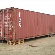 40-fots container