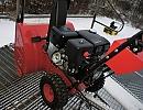 Snöslunga 11 hk med elstart