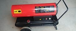 20KW diesel heater