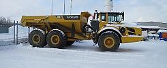 Dumper Volvo A40FFS DYW 112. -13