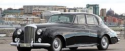 Bentley Serie S 4,9L -56 (svensksåld, högerstyrd)