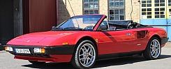 Ferrari Mondial Cabriolet -85
