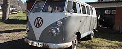VW T2 Campingbuss -63 (renoveringobjekt, Westfalia JOKER)
