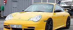 PORSCHE 996 911 GT3 Mark II -2004 (7649 mil)