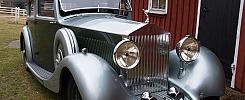 Rolls Royce Sport Saloon -1935