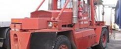 Dieseltruck Valmet TD 1506