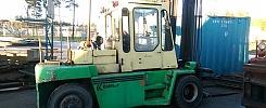 Dieseltruck Kalmar DB 7,5-600 -86