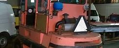 Dieseltruck Kalmar DB 3-500 -87