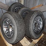 4st Vinterhjul till Mitsubishi