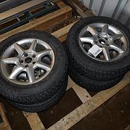 4st Vinterhjul till Saab