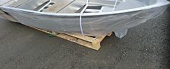 NY roddbåt aluminium