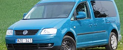 VW Caddy Maxi Life 2.0 EcoFuel, -10 (BZE 341)