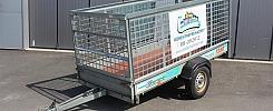 Släpvagn - Caravan 1250 XL
