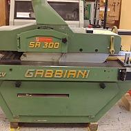 Lamellsåg Gabbiani SA 300