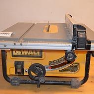 Bordscirkelsåg Dewalt DW745-QS