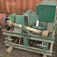 PTO generator til 3-punktsophæng