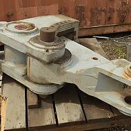 Skrotsaks, ubrugt, Demarec, type MOP-45-S / plåtsax, oanvänt.