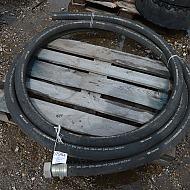 Kraftig hydraulikslange / kraftfull hydraulslang