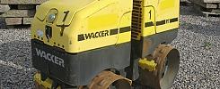 Lerpackare Wacker RT - 2006