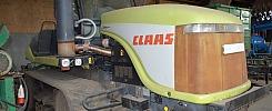 Bæltetraktor, Claas Challenger 95E / Bandtraktor, Claas Challenger 95E