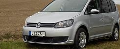 VW TOURAN 1,4 TGi (150hk) ECOFUEL - 12  LYX 781
