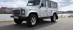 Land Rover Defender 110 SE 2013 OBS SKICKET
