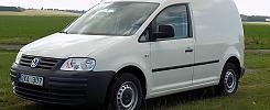 VW CADDY SKÅP 2,0 ECOFUEL (109hk)  DXA 307