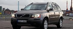Volvo XC90 D5 Summum (185hk) -08
