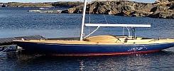 Segelbåt Drake Börresen 1990