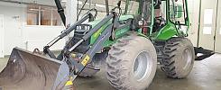 Traktorgrävare Lännen 860C - 03