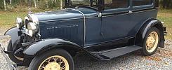Ford Tudor Modell A 1930