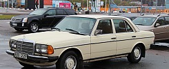 Mercedes-Benz 200 W123 -85 (11480 mil)