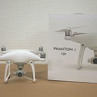Quadrocopter DJI Phantom 4 (Ny) FRI FRAKT!