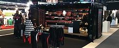 Eventcontainer från Boxup, 20 fot, svart