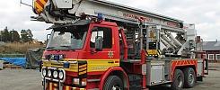 Scania P113 ML 6X2 Brandfordon (korgbil 28m) - 90