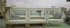 Trarydfönster Gård sido F3 18/5 ( 1 st fönster )