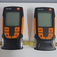 Digital vakuummätare Testo 552 med bluetooth