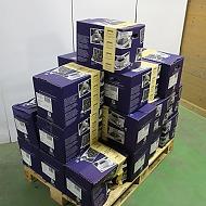 Ca 130 kg kaffe Löfbergs lila mörk maskinbrygg