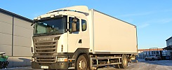 Scania R380LB4X2MNA 4x2 Skåp (bg-lyft) - 12 (9000 mil!)