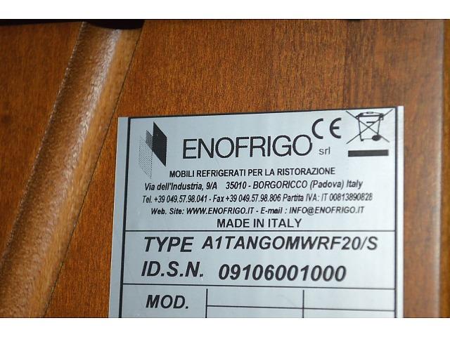 Salatbar, ubrugt. Enofrigo Tango Wall, type A1TANGOMWRF20/S.