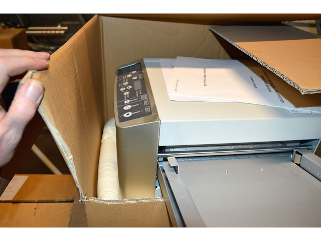 Business Card Cutter, Uchida BC-10. Ubrugt