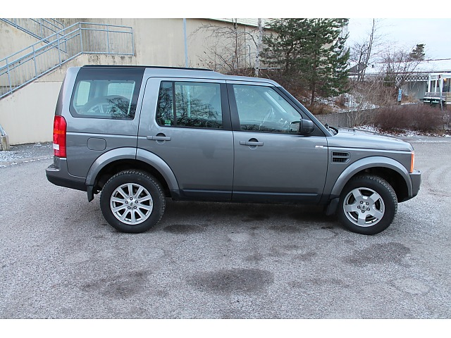 Land Rover Discovery 3 TDV6 HSE - 08
