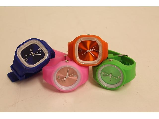 Jelly clocks