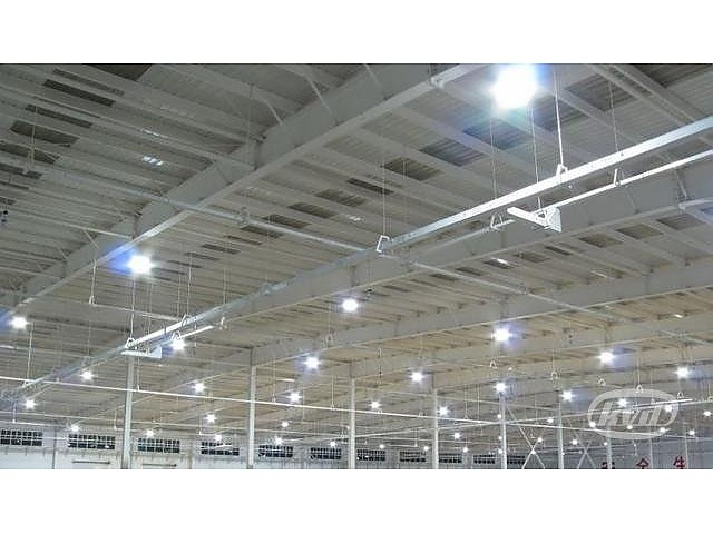 12 st LED High Bay Light Industrilampor 50W
