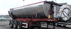 Asfaltstrailer Zorzi 26 ton -01